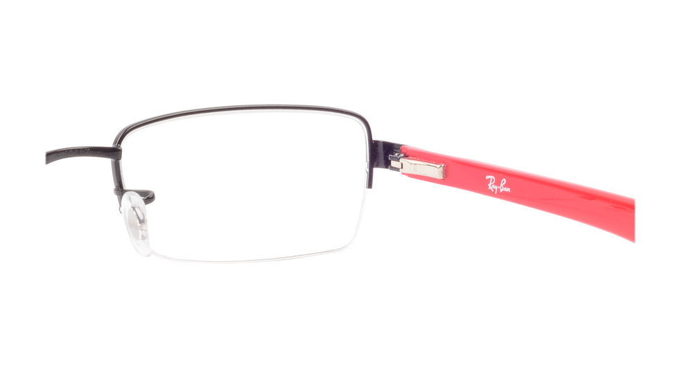 Rayban Half Rim Rectangle Frame Rb6306i Online at best- MedPlusLens